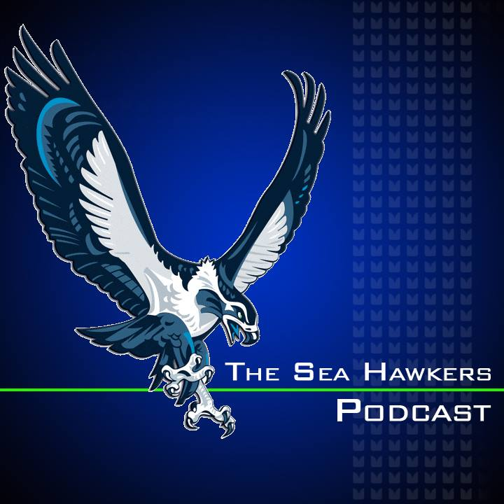 Latest episodes of the Sea Hawkers Podcast